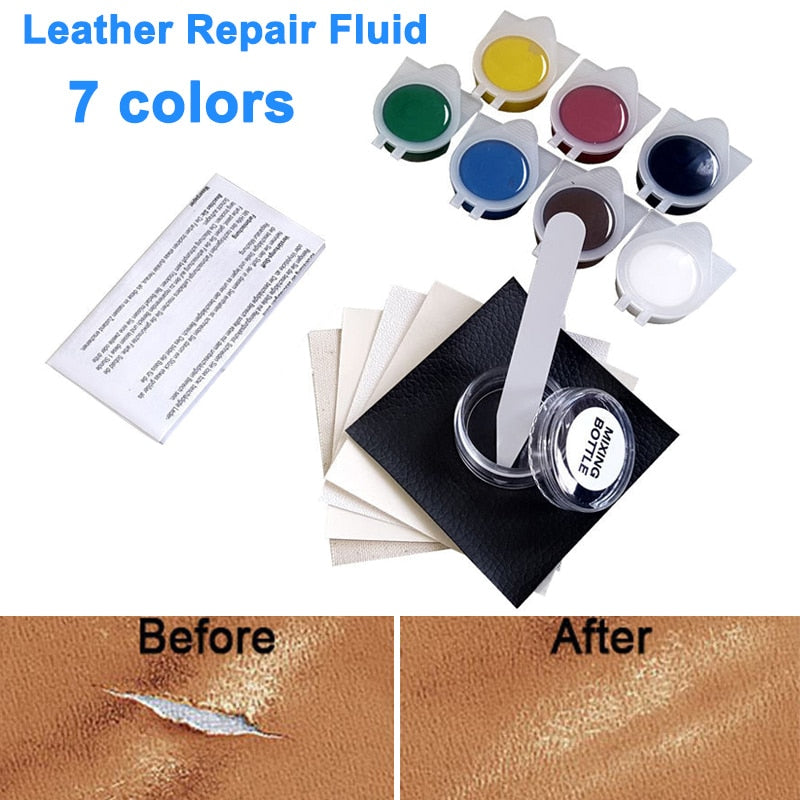 Heat-Free Upholstery Repair Kit