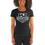 Showtime Academy Ladies' Tee - Bella + Canvas Ladies' Triblend