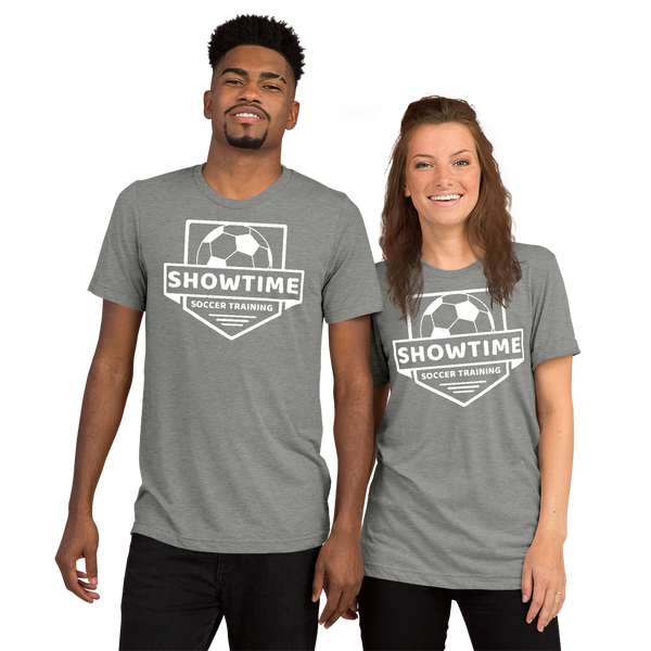 Showtime Academy Tee - Bella + Canvas Unisex Triblend