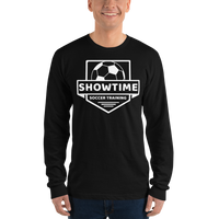 Showtime Academy Long Sleeve Tee - American Apparel Unisex