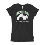 Showtime Training Girl's Youth Tee - Next Level Tee
