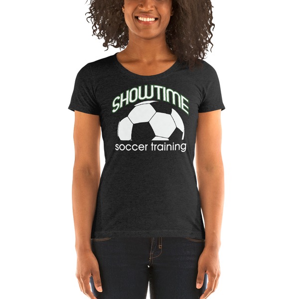 Showtime Training Ladies' Tee - Bella + Canvas Ladies' Triblend