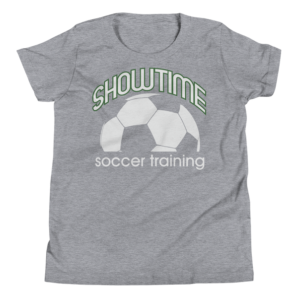 Showtime Training Youth Tee - Bella + Canvas Unisex