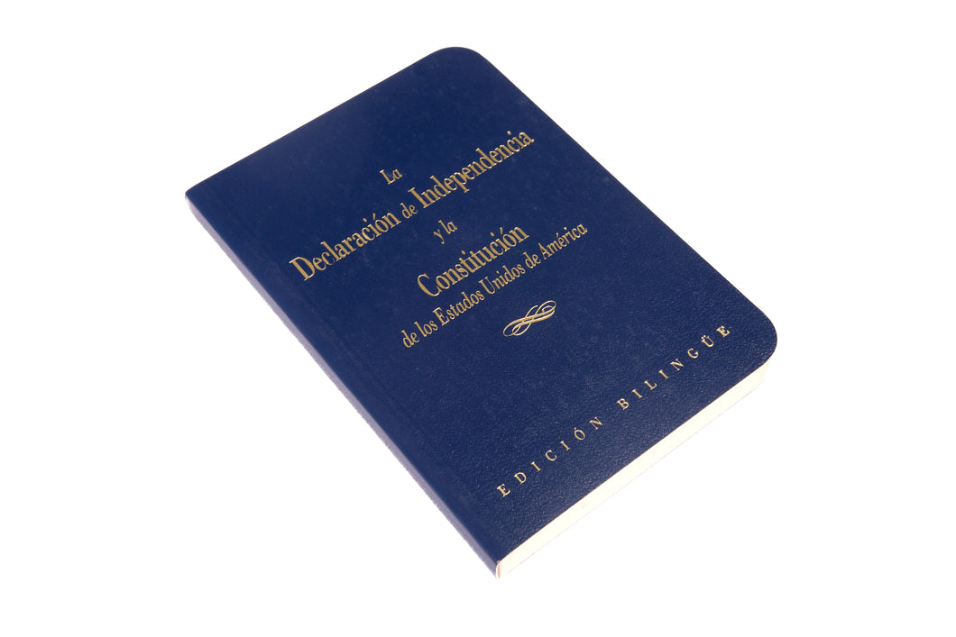 Spanish-English Bilingual Pocket Constitution