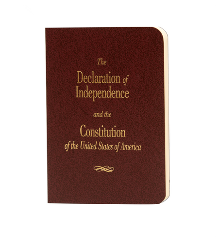 Pocket Constitution (single copies)