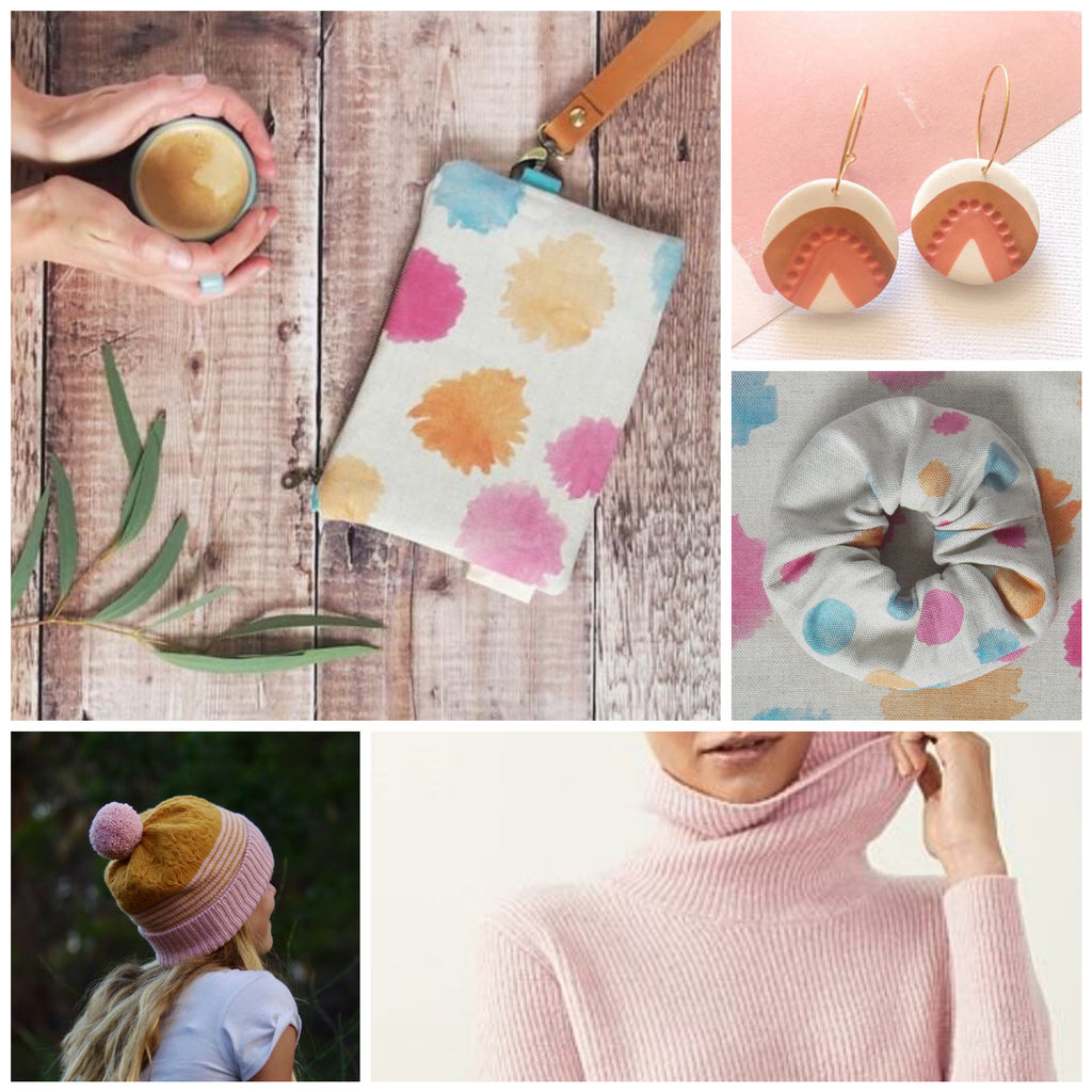 Pink style board