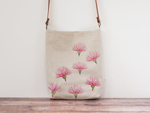 Everyday tote bag - Gum blossom