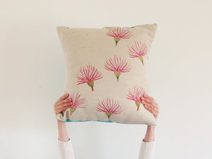 Cushion cover - Gum flower
