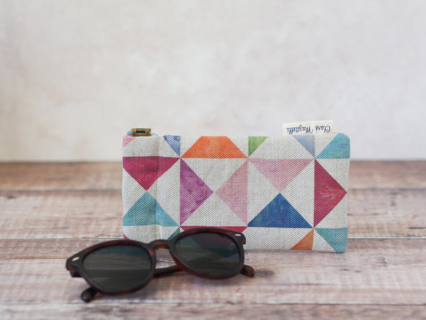 Sunglasses case - Multi print