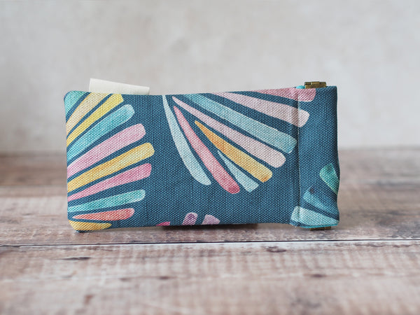 Sunglasses case - Ocean shells