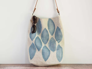 Everyday tote bag - Seed print