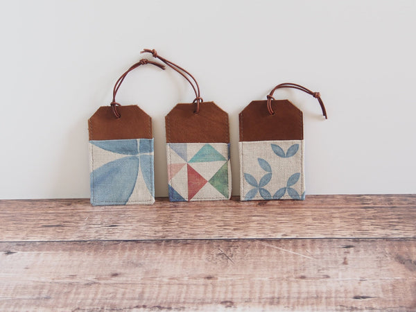 Luggage tag - Multi print