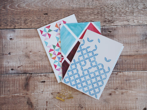 Notebook set - Mixed pack