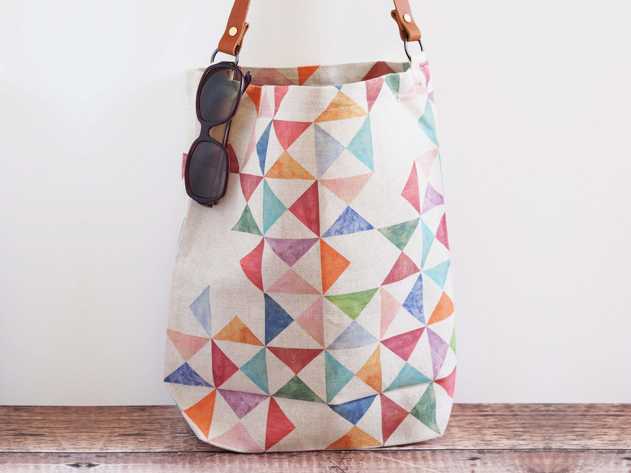 Everyday tote bag - Multi print