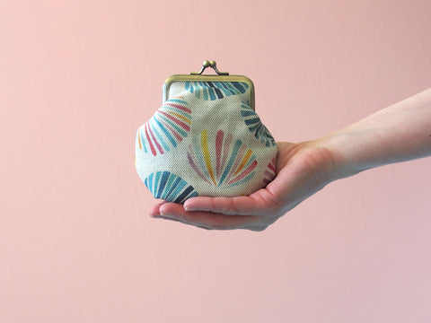 Purse - Sunset shells