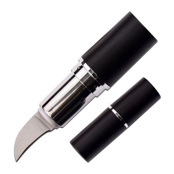 Accessory - Shade Of My Enemies Lipstick Knife- Black