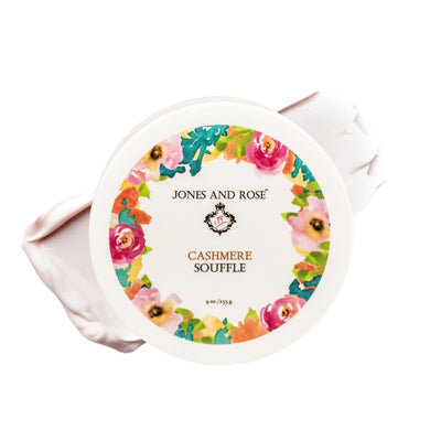 Cashmere Body Souffle - Jones and Rose