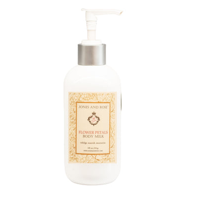 Flower Petals Body Milk - Jones and Rose