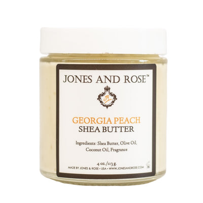 Georgia Peach Shea Butter - Jones and Rose