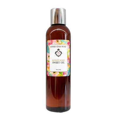 Honey Rose Sweet Oil - Jones and Rose