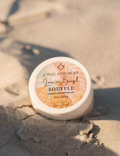 Love in Brazil Body Souffle - Jones and Rose