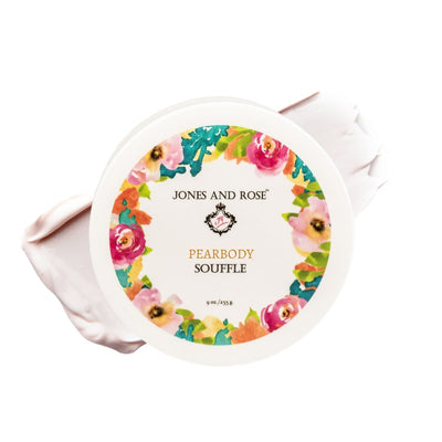 Pearbody Body Souffle - Jones and Rose