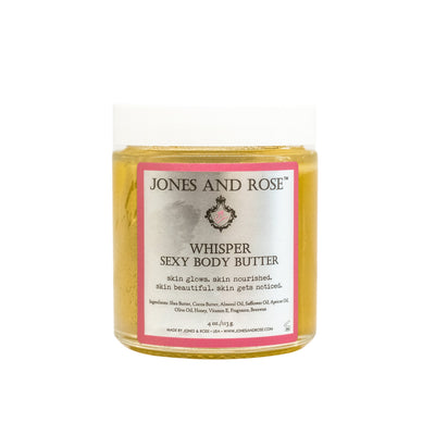 Whisper Sexy Body Butter - Jones and Rose