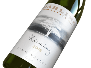 Darling Estate 2008 Riesling wine