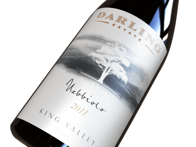 Darling Estate 2011 Nebbiolo wine