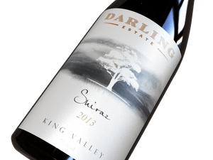 Darling Estate 2013 Shiraz wine
