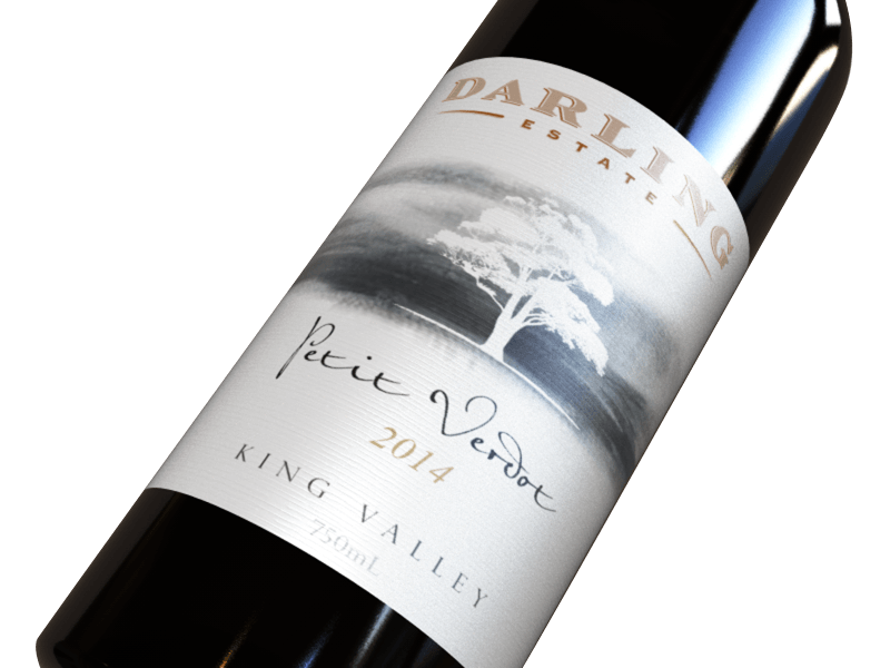 Darling Estate 2014 Petit Verdot wine