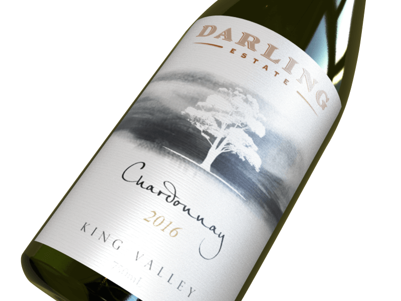 Darling Estate 2016 Chardonnay wine