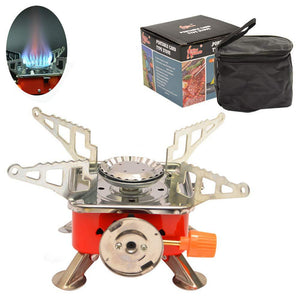 Foldable Stove Burner