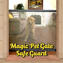 Load image into Gallery viewer, Portable Pet gate safe guard