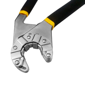 Multi functional Open end spanner - 8 Inch