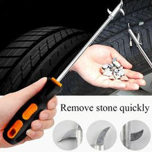 Load image into Gallery viewer, Car Tire Hook Cleaning Screwdriver
