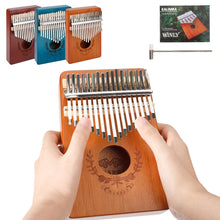 Load image into Gallery viewer, The Thumb Piano Portable Kalimba
