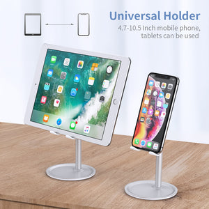 Universal Desk Phone Tablet Holder
