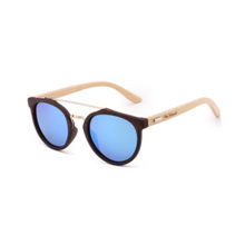 Load image into Gallery viewer, Hu Wood Bamboo Sunglasses