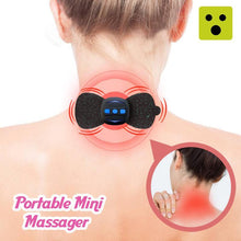 Load image into Gallery viewer, Portable Mini Electric Massager