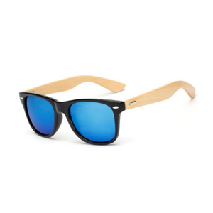 Shefari Wooden Designer Sunglasses