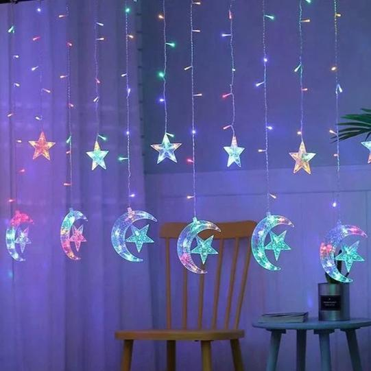Christmas Decor Garland Lights