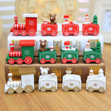 Christmas Trains - 4 Knots