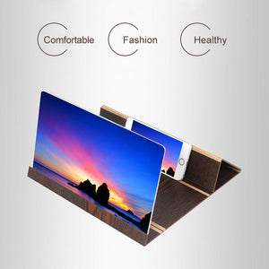 3D Phone Screen Amplifier 12 Inches