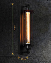 Load image into Gallery viewer, Industrial Style Vintage Bar Wall Lamp