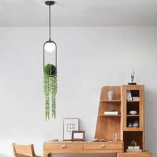 Load image into Gallery viewer, Indoor Planter Light are hanging in the image.