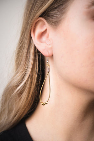 Load image into Gallery viewer, Teardrop Earrings
