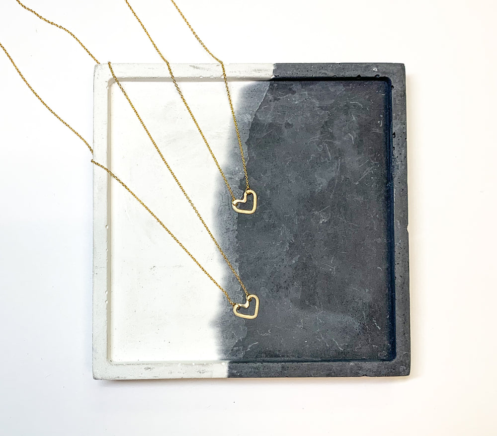 Love Is Necklace