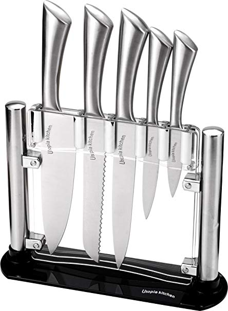 FeastHome Reviews – Cooking cannot be separated from knives and cutting tools. These sevenbest kitchen knife set will be your references in buying your kitchen equipment for cutting meat or vegetables.