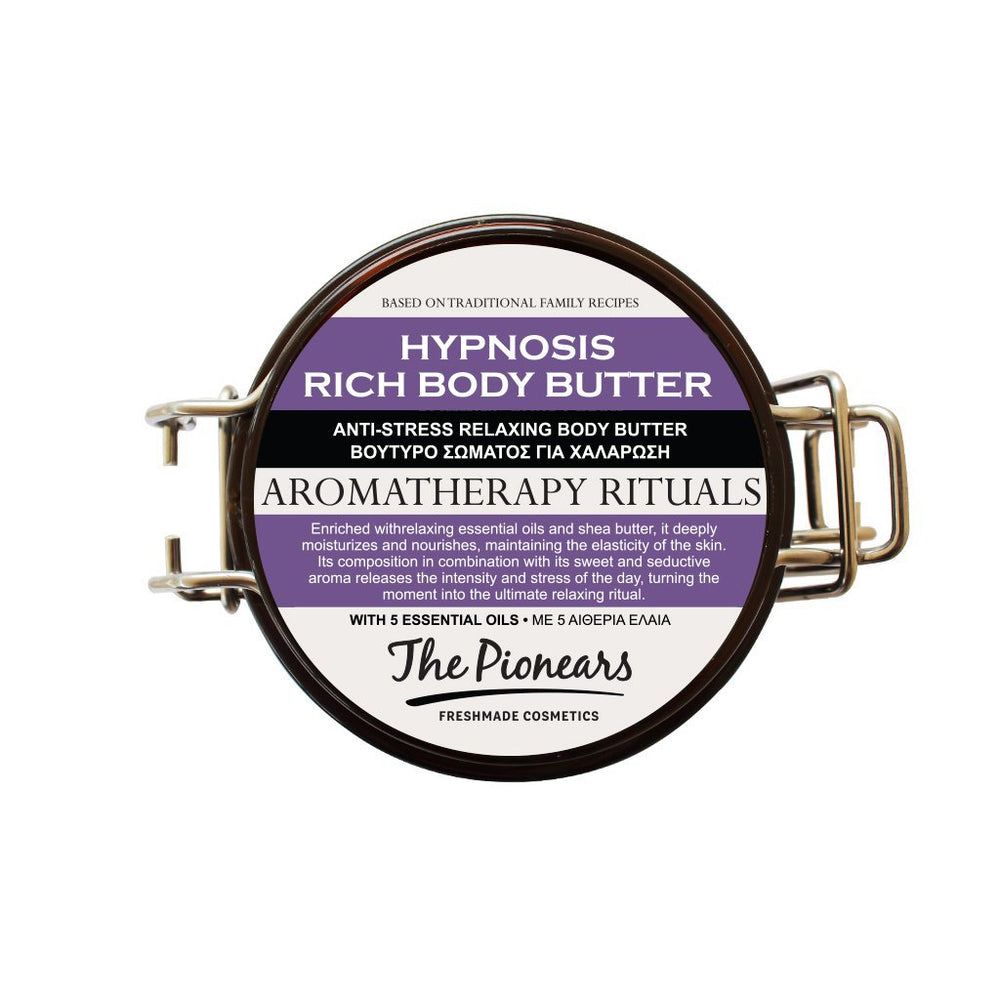 HYPNOSIS RICH BODY BUTTER 200ML